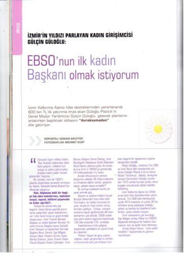 Gülçin Güloğlu Petkim Röportaj